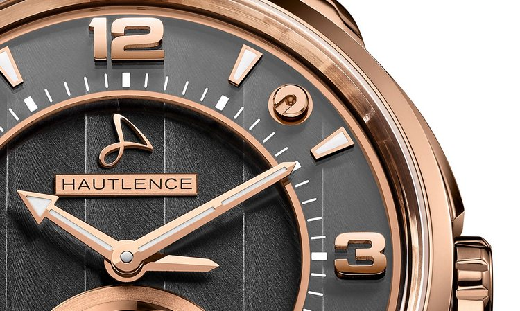 Hautlence Tourbillon 01 Watch Detail