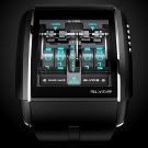 HD3 Slyde Watch Black Titanium