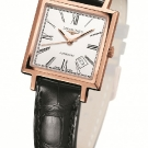Longines Heritage 1968 Pink Gold Watch Front