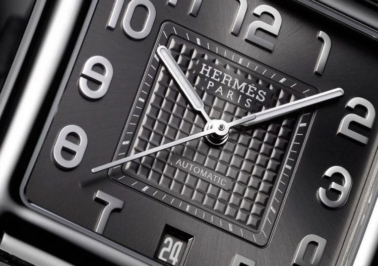 Hermès Cape Cod TGM Manufacture Watch Dial