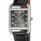 Hermès Cape Cod TGM Manufacture Watch Anthracite