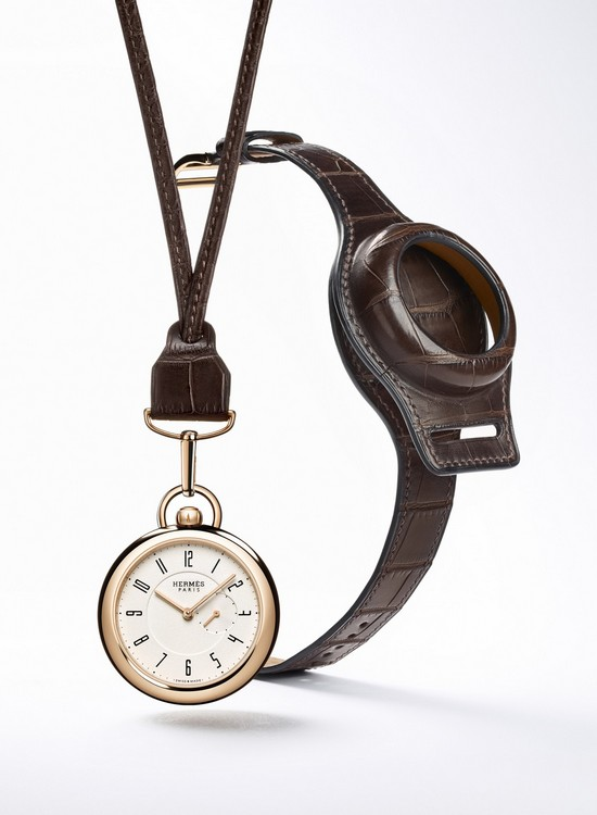 Hermès - In The Pocket Watch