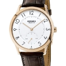 Hermès Slim d'Hermès Email Grand Feu Watch