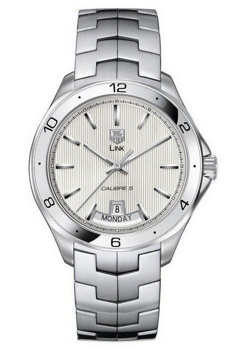 TAG Heuer Automatic Link Day Date Calibre 5 Watch