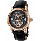 Montblanc Nicolas Rieussec Chronograph Open Home Time Watch