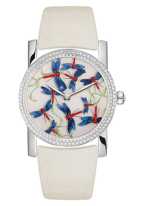 Chaumet Attrape-Moi Dragonflies Watch