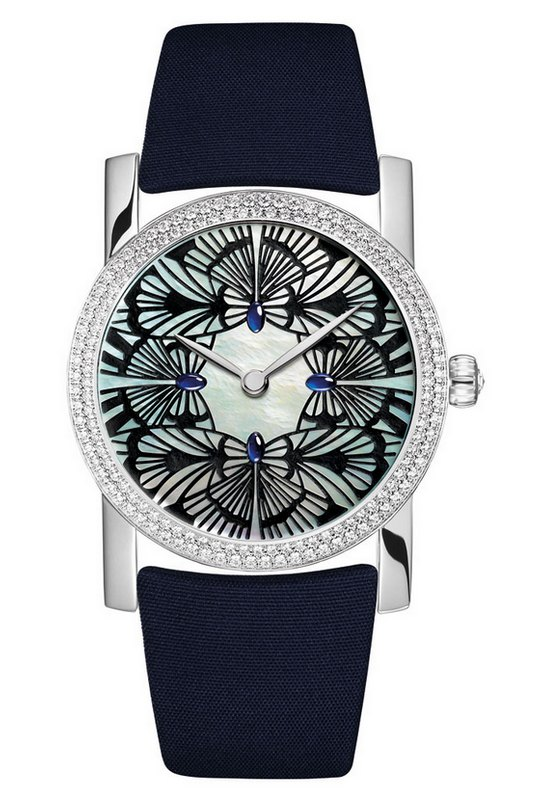 Chaumet Attrape-Moi Four Butterflies Watch