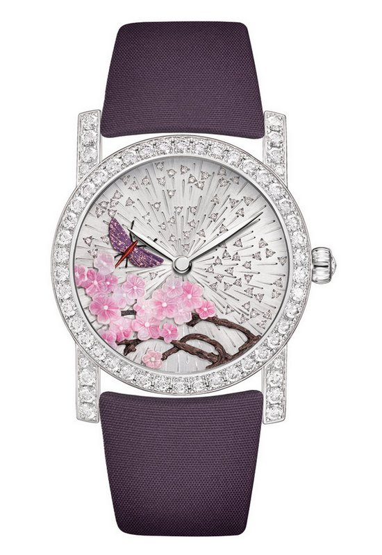 Chaumet Attrape-Moi Mayfly Cherry Watch