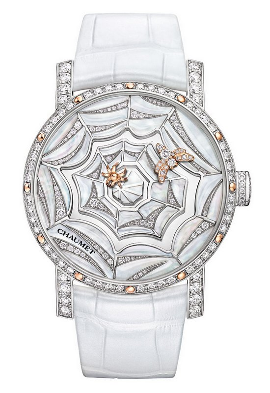 Chaumet Attrape-Moi Spider and Bee Watch