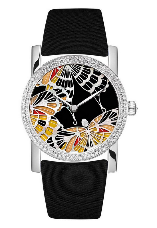 Chaumet Attrape-Moi Three Butterflies Watch