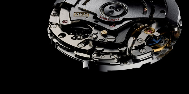 Rolex Daytona 4130 Movement