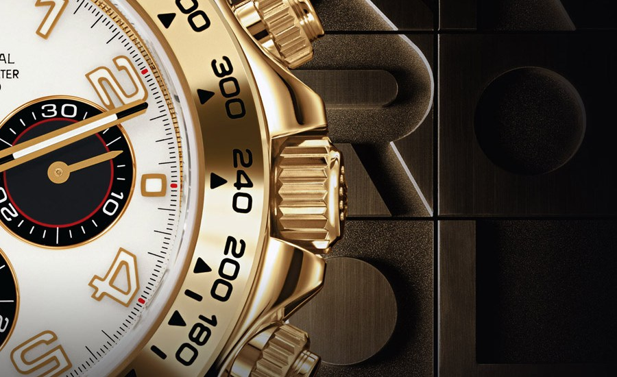 Rolex Oyster Perpetual Cosmograph Daytona Watch Detail