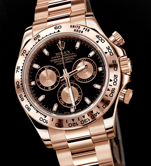 High precision on the Road – The Rolex Cosmograph Daytona Watches