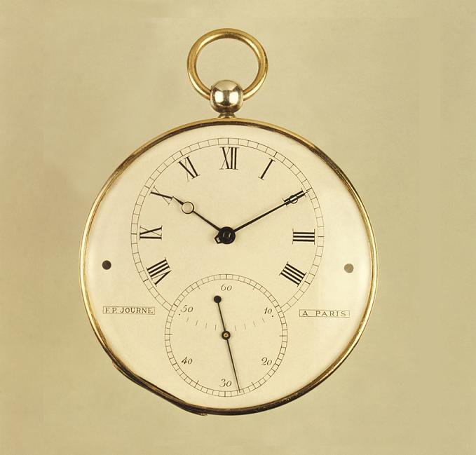F.P. Journe Tourbillon Pocket Watch