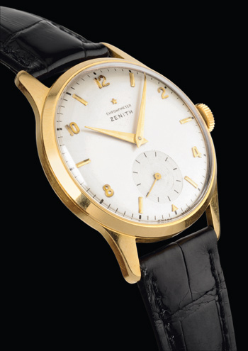 Zenith Calibre 135 Watch