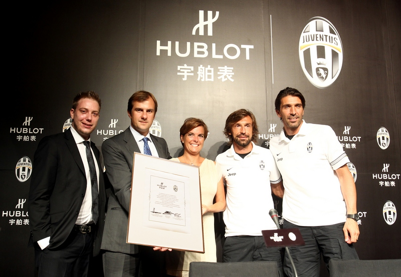 Hublot and Juventus