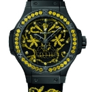 Hublot Big Bang Broderie Sugar Skull Fluo Sunflower
