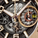 Hublot Big Bang Ferrari King Gold Watch Dial