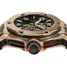 Hublot Big Bang Ferrari King Gold Watch Profile