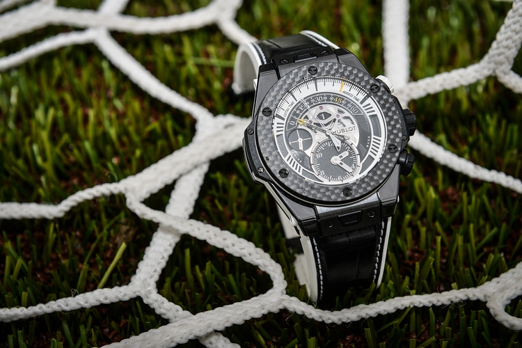 Hublot Big Bang Unico Bi-Retrograde Juventus Watch
