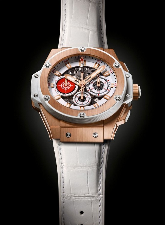 Hublot King Power Costa Smeralda Watch