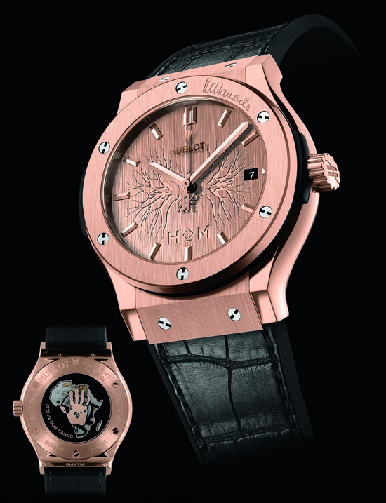 Hublot Classic Fusion House of Mandela Watch