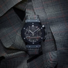 Hublot Classic Fusion Chronograph Italia Independent Prince de Galles Ceramic Watch