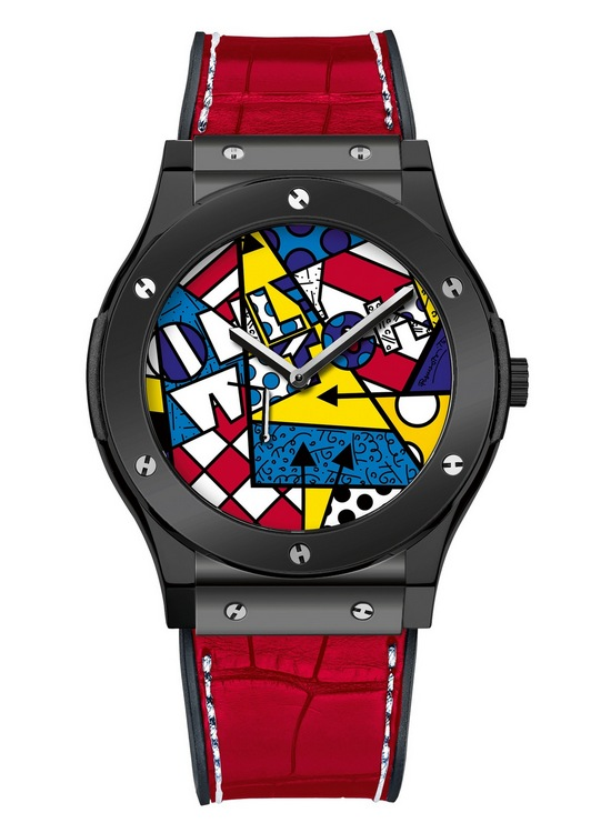 Hublot Classic Fusion Only Watch Britto - Front