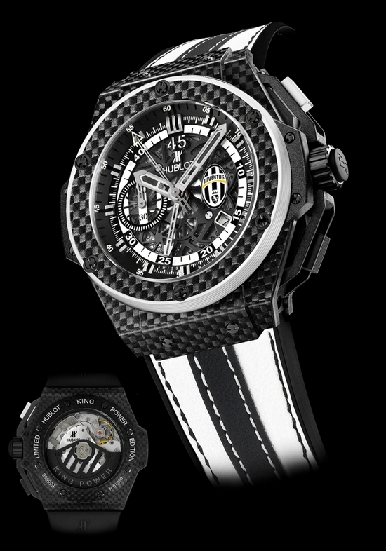 Hublot King Power Juventus Turin Watch