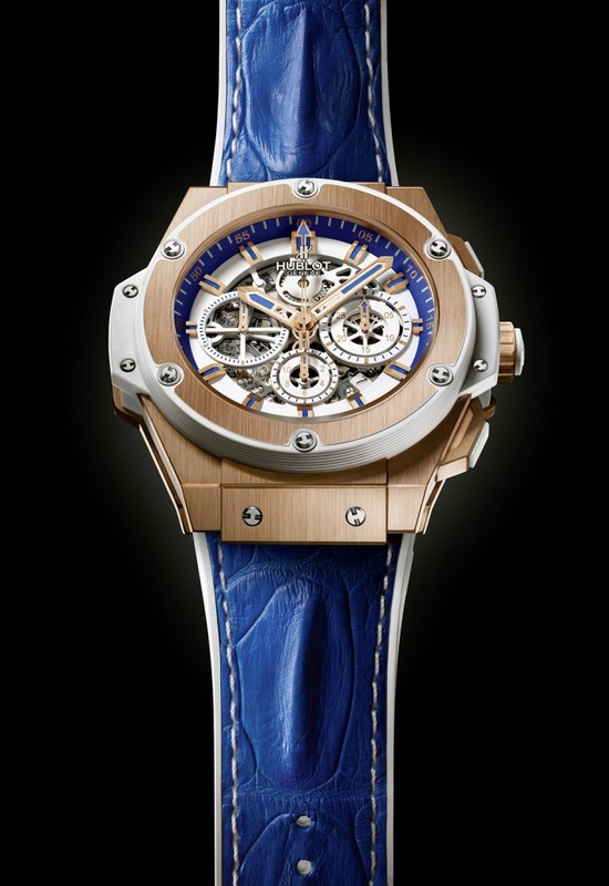 "Hublot King Power ""305"" Limited Edition Watch"