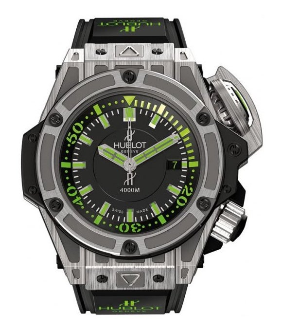 Hublot King Power Diver 4000m Watch