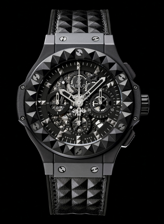 Hublot Big Bang Depeche Mode Watch Front