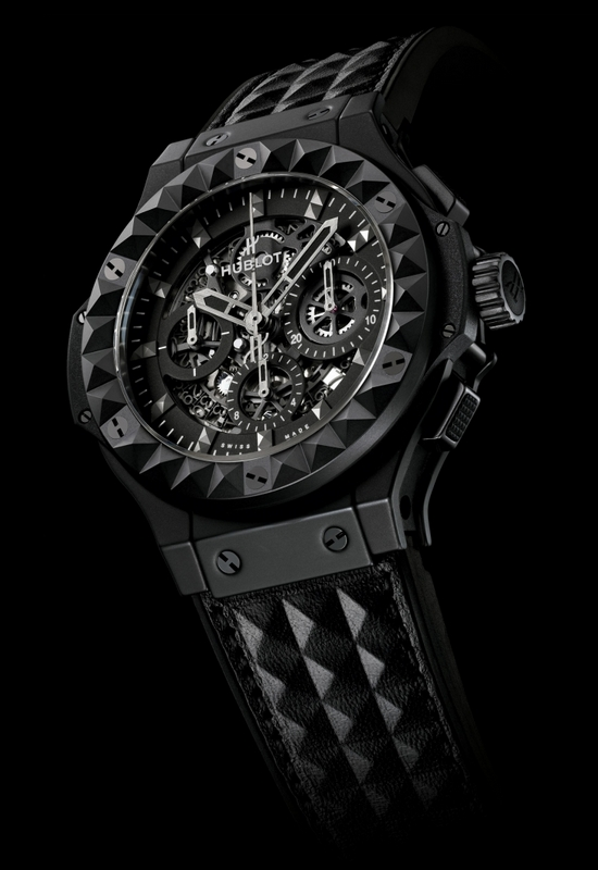 Hublot Big Bang Depeche Mode Watch