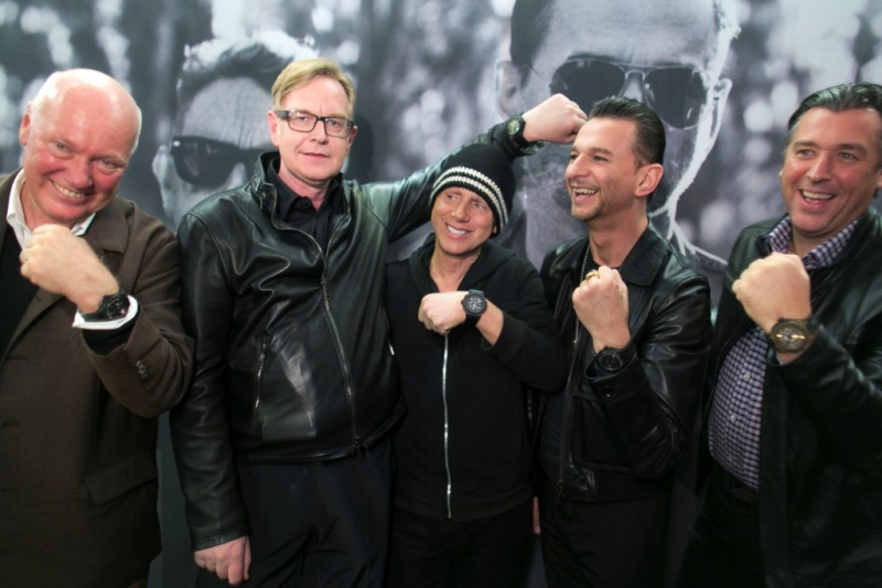Hublot Depeche Mode Charity Water