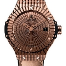 Hublot Big Bang Caviar Watch Red Gold Watch Front