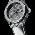 Hublot Big Bang Caviar Watch Stainless Steel Diamonds Watch