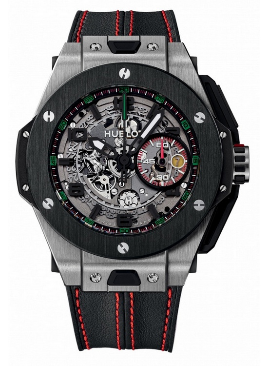 Hublot Big Bang Ferrari U.A.E. Limited Edition Watch