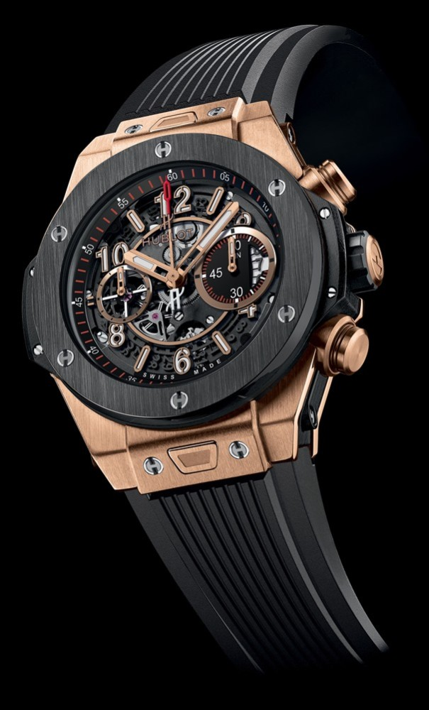 Hublot Revealed The Premiere Line Of Big Bang UNICO Chronograph Watches Watch Review