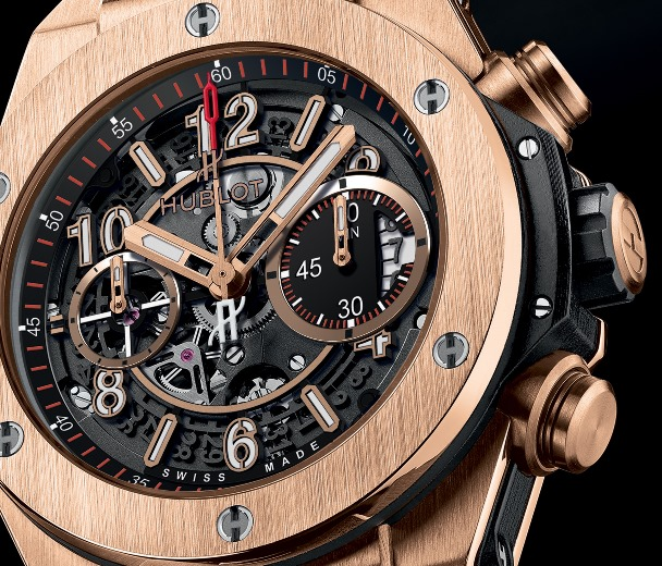 Hublot Big Bang Unico Chronograph King Gold Watch