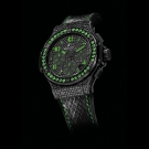 Hublot Big Bang Black Fluo Diamond Watch 341.SV.9090.PR.0922