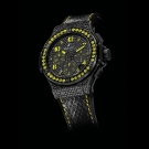 Hublot Big Bang Black Fluo Diamond Watch 341.SV.9090.PR.0911