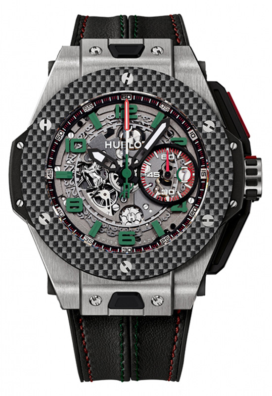 Hublot Big Bang Ferrari Mexico Chronograph Watch