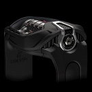 "Hublot Masterpiece MP-05 ""La Ferrari"" Watch Side"