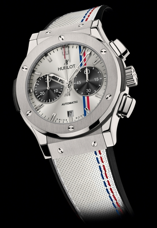 Hublot Classic Fusion Tour Auto Chrono Watch