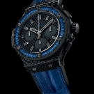 Hublot Big Bang Carbon Bezel Baguette Sapphire Watch