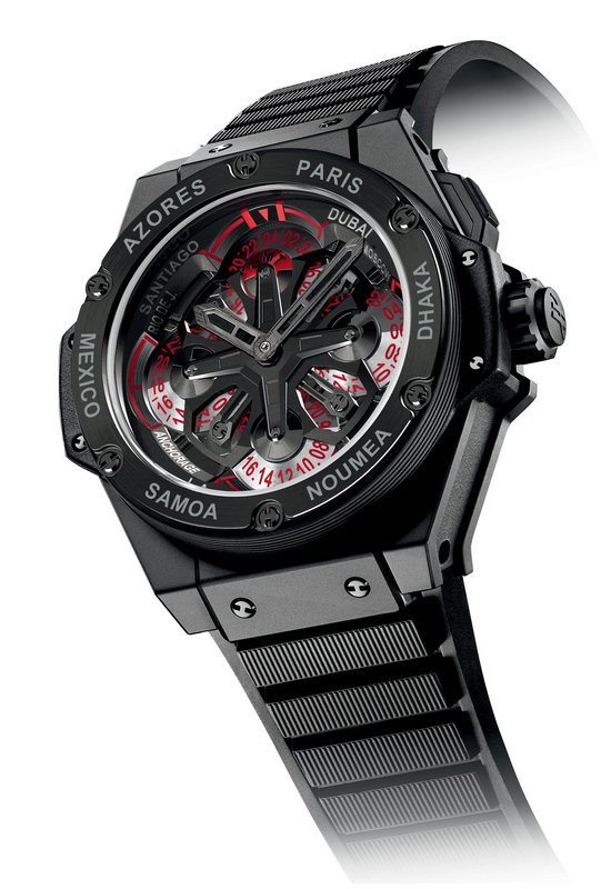 Hublot King Power Unico GMT Watch
