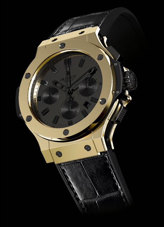 Hublot Magic Gold Big Bang Watch