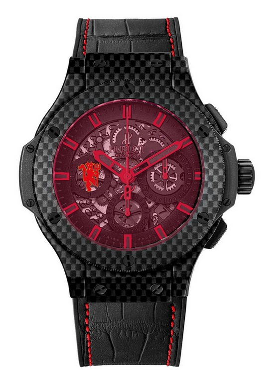 Hublot Aero Bang Red Devil 26 Watch