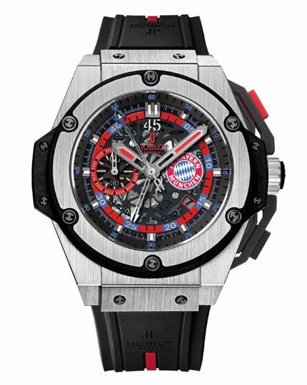 Hublot King Power FC Bayern München Watch