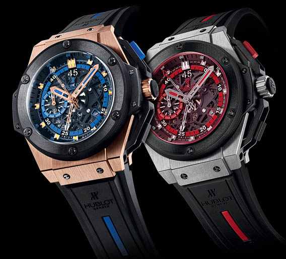 Hublot King Power UEFA Euro 2012 Ukraine Poland Watches